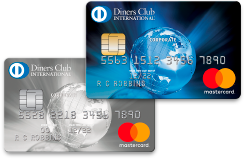 Diners Club Credit Card and Diners Club One Card